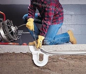تخلیه چاه لایروبی کانال و لایه روبی چاه فاضلاب