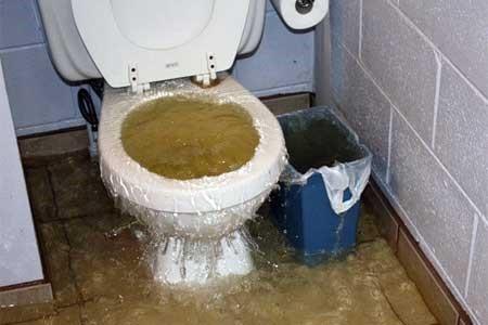 دلیل گرفتگی لوله دستشویی
