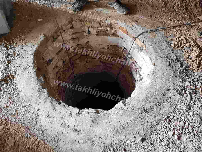 علت پر شدن چاه فاضلاب