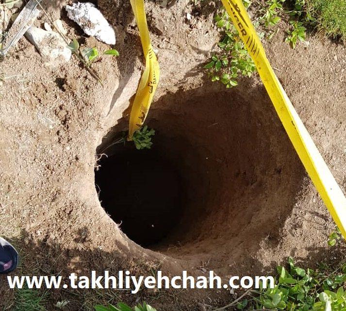 حفر چاه فاضلاب تهرانسر